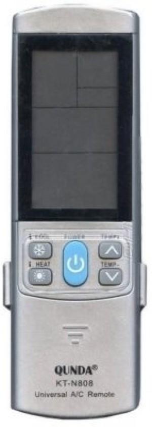 Пульт ДУ (кондиционер) QUNDA KT-N808 универсальный