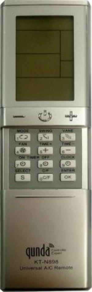 Пульт ДУ (кондиционер) QUNDA KT-N898 универсальный